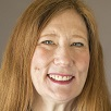Headshot of Melissa Swartz, the author