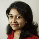 Headshot of author, Nandini Easwar