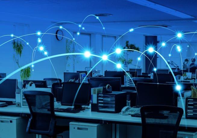 Wifi in the office