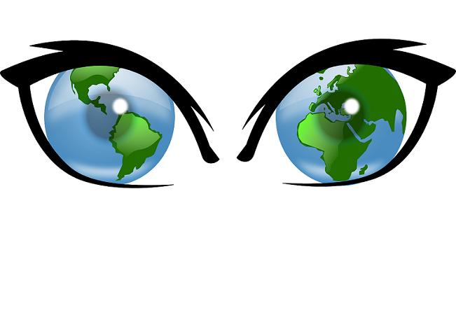 world through vision